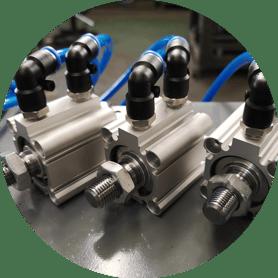 cilindri compatti lubrificazione per evitare lo stick slip