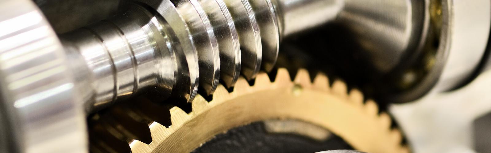 lubrificazione ruota elicoidale vite senza fine acciaio bronzo