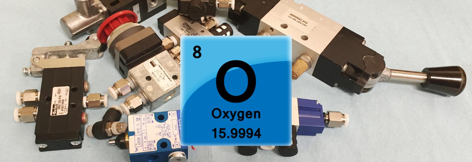 lubrificazione valvole pneumatiche per ossigeno con Pneusynth 500 OX