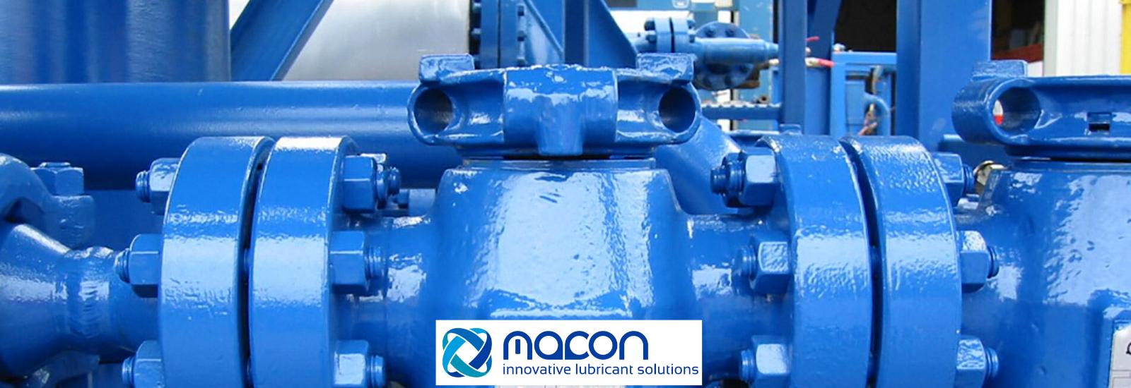plug valve sigillatura e lubrificazione con grasso siliconico