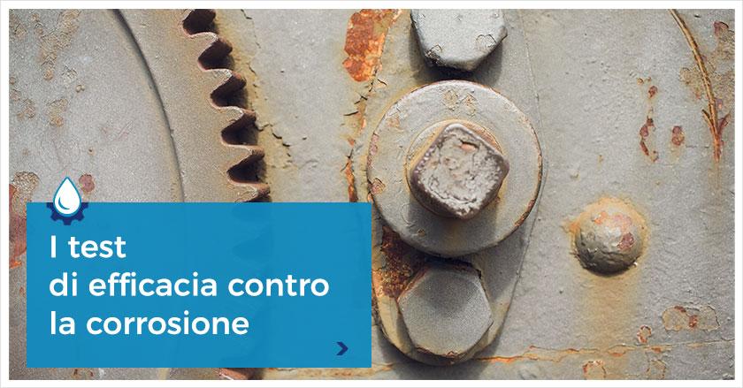 Protezione dalla corrosione
